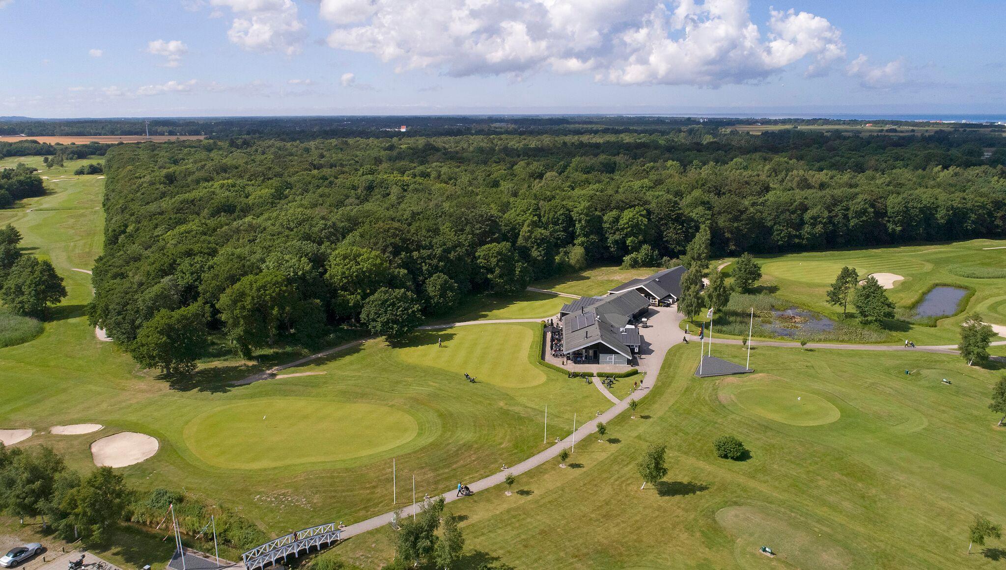 Top golf course Danmark